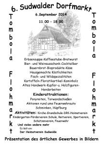 DorfmarktPlakat2014
